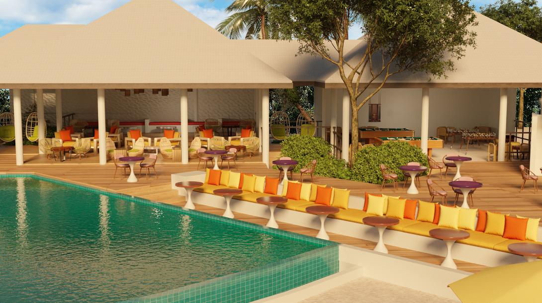 Pool Bar & Lounge