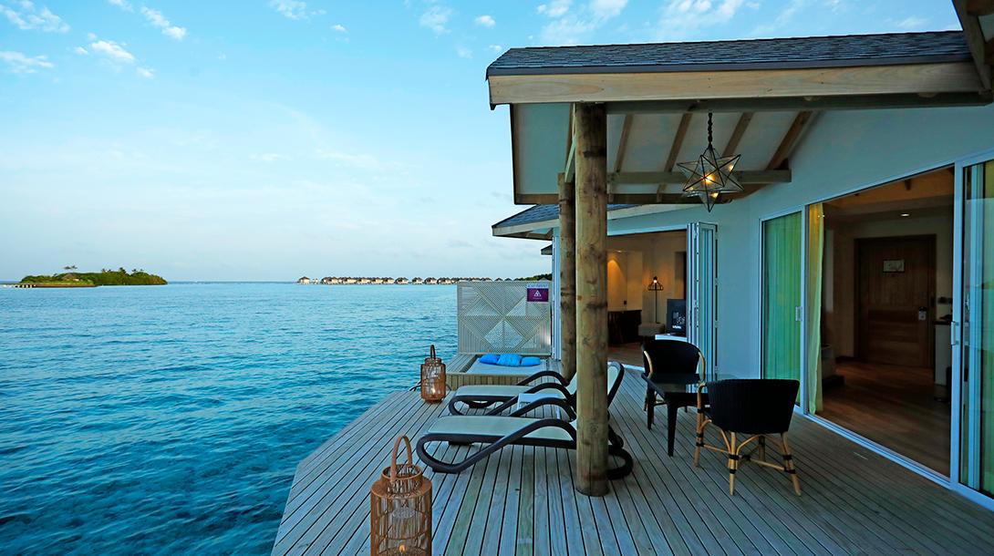 Overwater Suite
